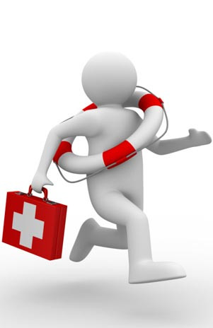 Normas generales de primeros auxilios