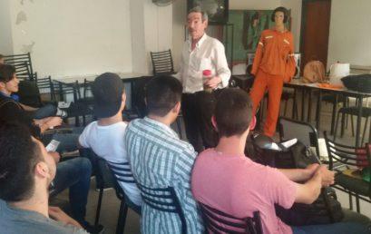 Estudiar seguridad e higiene – Charla orientadora en Escuela Técnica