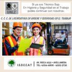 Licenciatura en Higiene y Seguridad en el trabajo