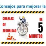 Charlas de seguridad de 5`